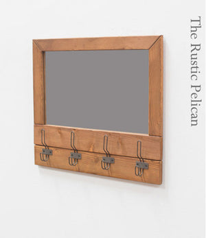 Mirror - Decorative Wall Mirrors - Coat Hanger