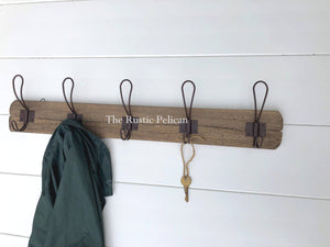 FREE SHIPPING - Coat Rack - CHOOSE YOUR COLOR!