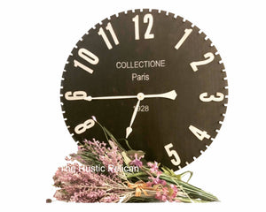 FREE SHIPPING - Clock - Large Wall Clocks