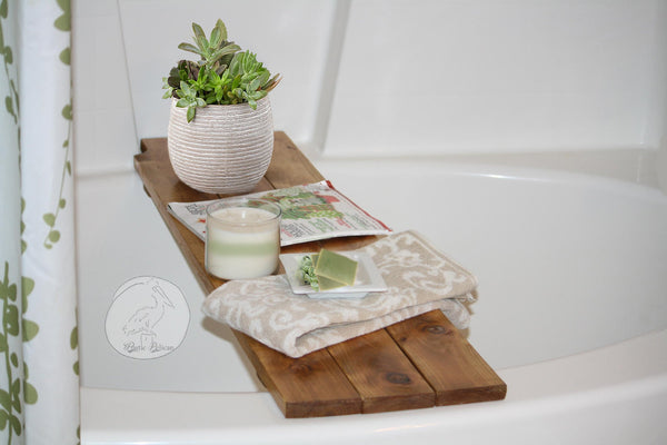 FREE SHIPPING-Bath Tray-Shower Caddy
