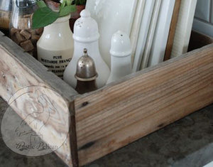 Reclaimed Wood tray, Barn Wood, Farmhouse Decor, Rustic Home Decor