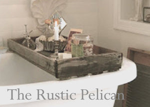 Rustic Bathtub tray, wood bathtub caddy, tub tray