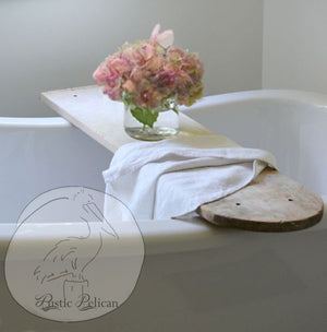 Modern Farmhouse Bath Tray