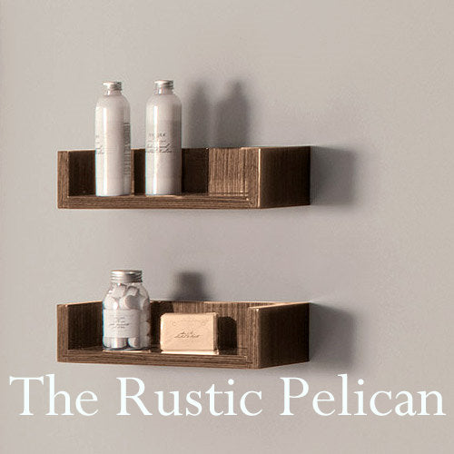 Floating shelves, Reclaimed Wood shelf, Rustic Shelves, Farmhouse Decor, bath