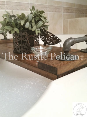 Rustic-Bathtub-Tray-Wood-Bath-Tray-iPad-Tray-Coffee-Table-Tray-Industrial-Home-Decor-Gifts-for-Him