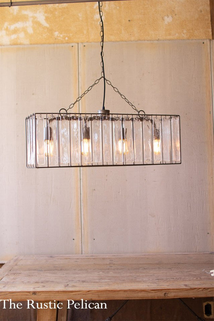 Chandelier Modern Farmhouse Rustic Home Decor Lighting Free Shipping The Rustic Pelican