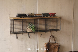FREE SHIPPING - Industrial shelving