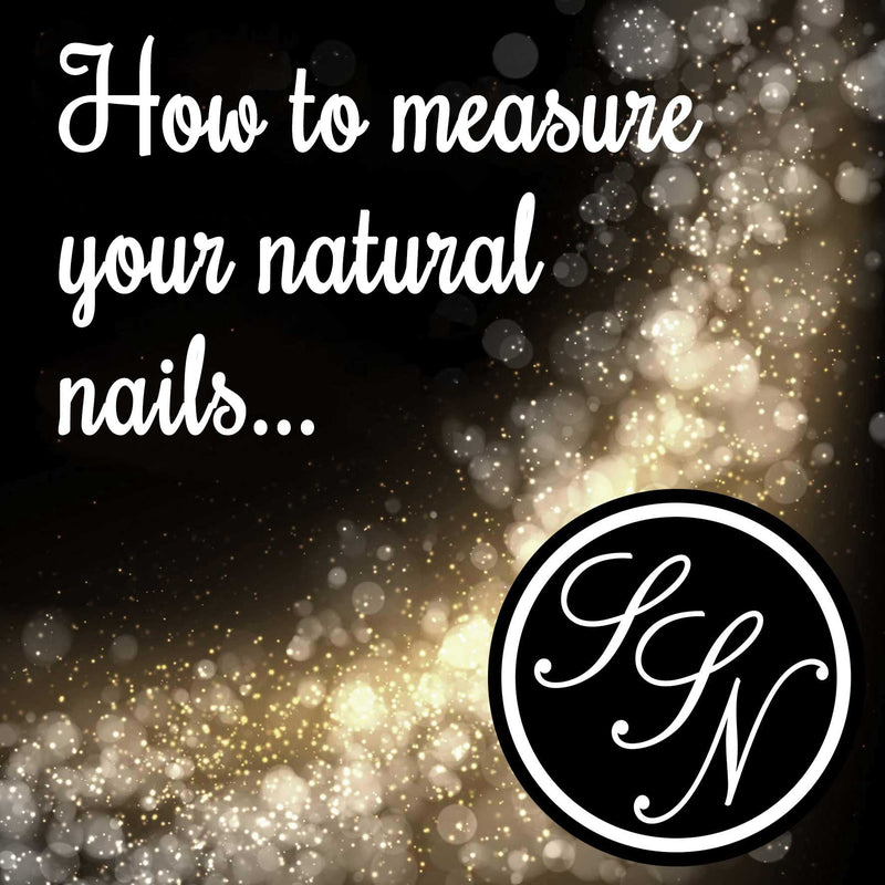 Measuring Your Nails