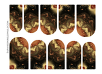 Load image into Gallery viewer, 24 Karat Gold Nail Decals