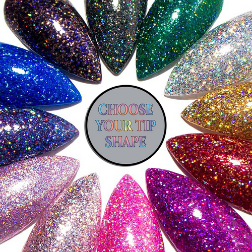 The Ultra Holographic Glitters