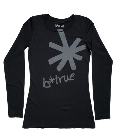 b*true long sleeve t-shirt