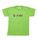b*playful youth short sleeve t-shirt