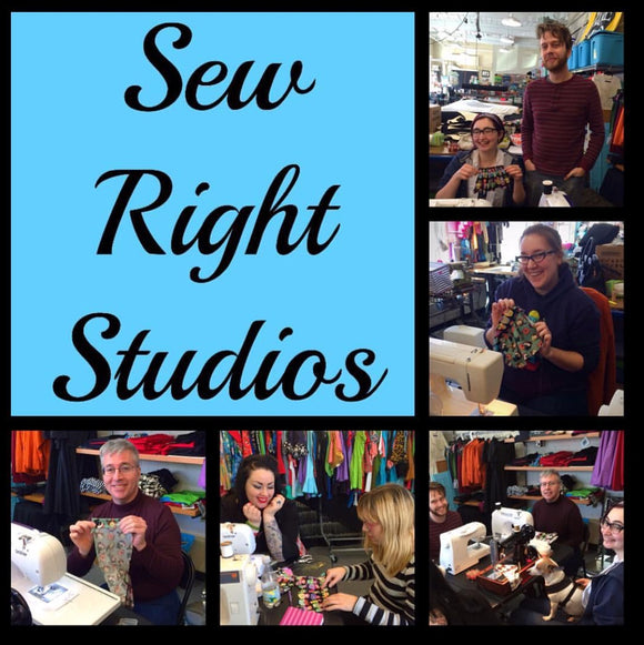 Sew Right Studio Courses & Mode Merr on Instagram