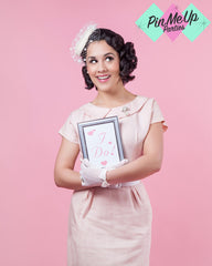 Erica and her artistic team create timeless looks for modern and retro  brides as well as picture perfect pin-ups for editorial photoshoots and  period films. a98ba3a09776d