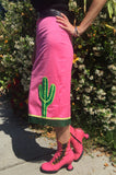 The Perfect Skirt - Limited Edition Pink Cactus