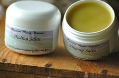 Salves and Healing Oils, and Baby Products