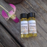 Lavender Orange Perfume Oil - Passion Moon Potions