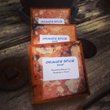 Orange Spice Soap - Passion Moon Potions - 2