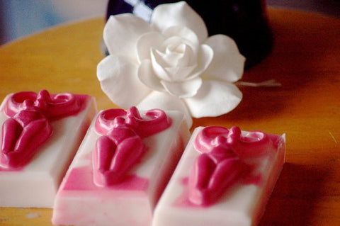 Pink Sugar Goddess Soap - Passion Moon Potions