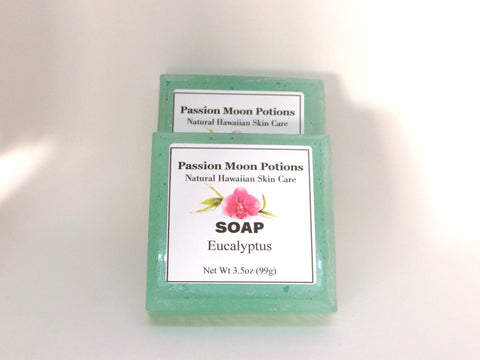 Eucalyptus Soap - Passion Moon Potions