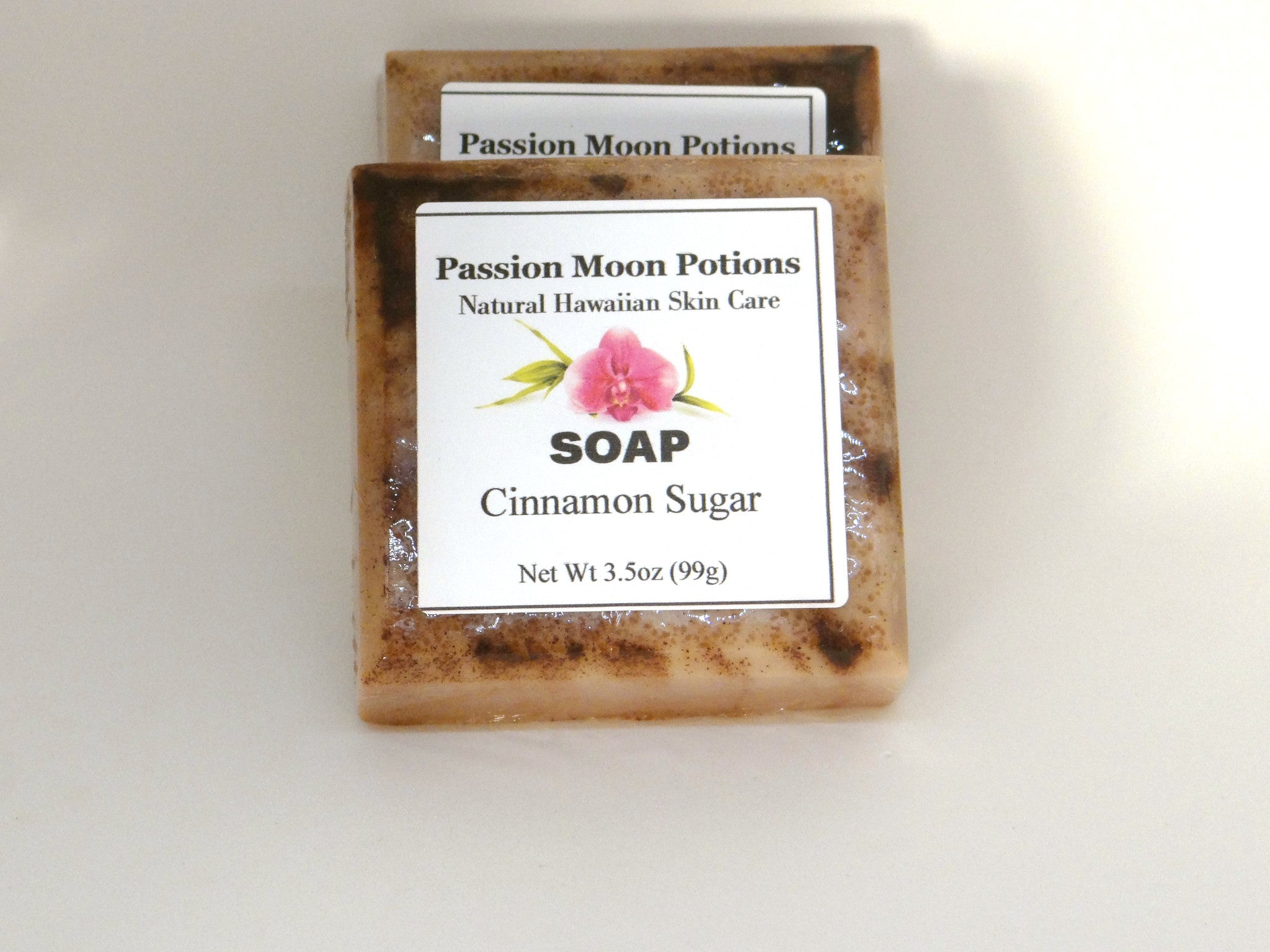 Cinnamon Sugar Soap - Passion Moon Potions - 2