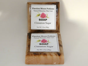 Cinnamon Sugar Soap - Passion Moon Potions - 3