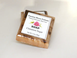 Cinnamon Sugar Soap - Passion Moon Potions - 1