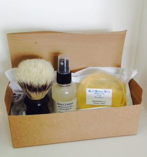 Men's Shaving Gift Set - Passion Moon Potions - 5