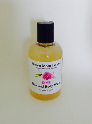 Hair and Body Wash - Passion Moon Potions - 2