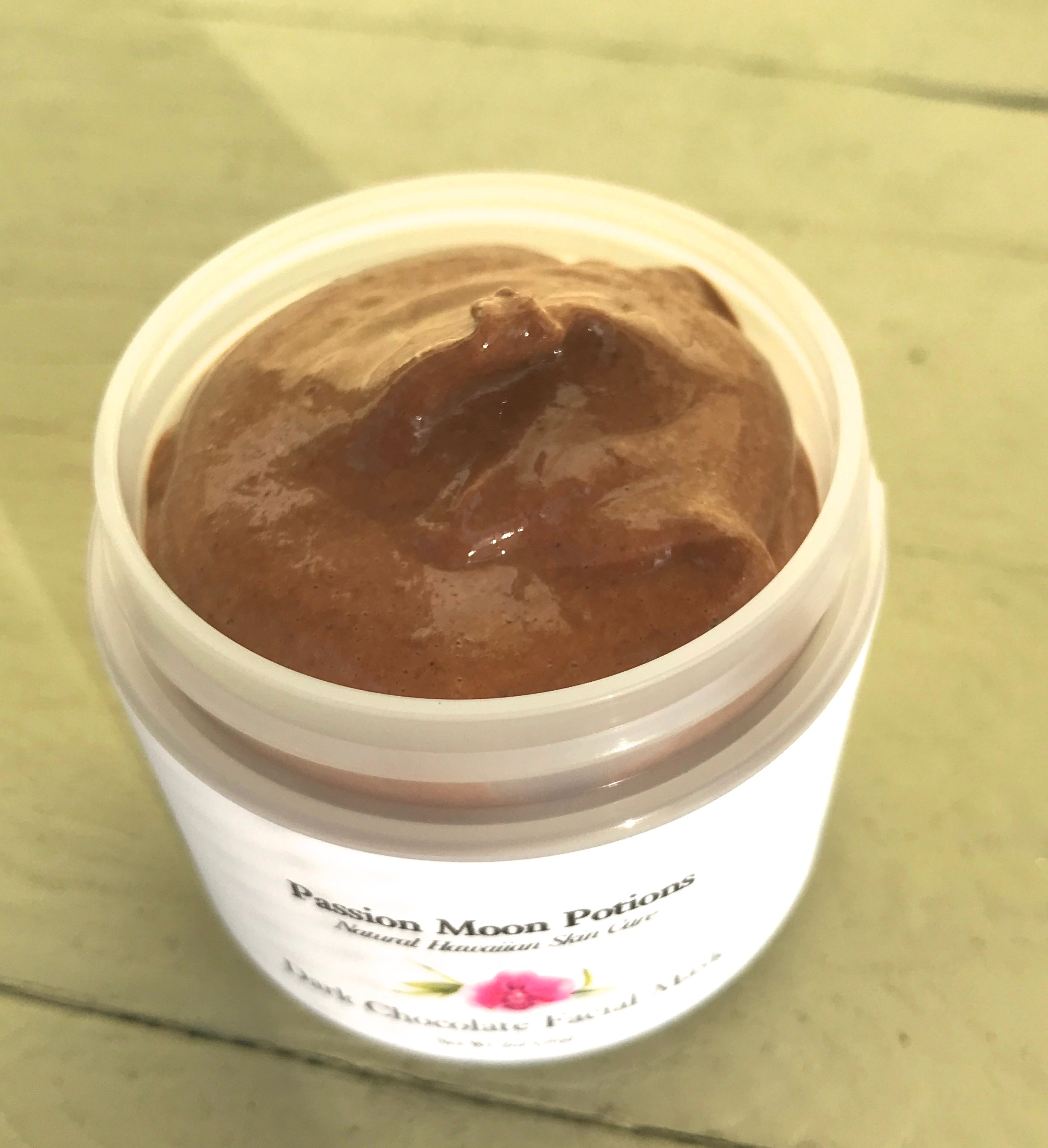 Dark Chocolate Facial Mask