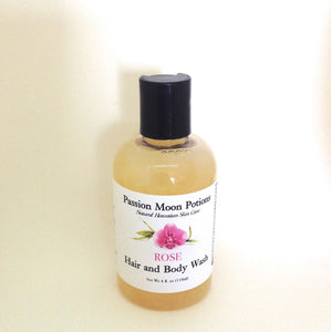 Hair and Body Wash - Passion Moon Potions - 1