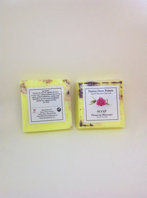 Plumeria Blossoms Soap - Passion Moon Potions - 2