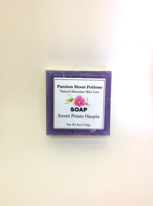 Sweet Potato Haupia Soap - Passion Moon Potions - 4