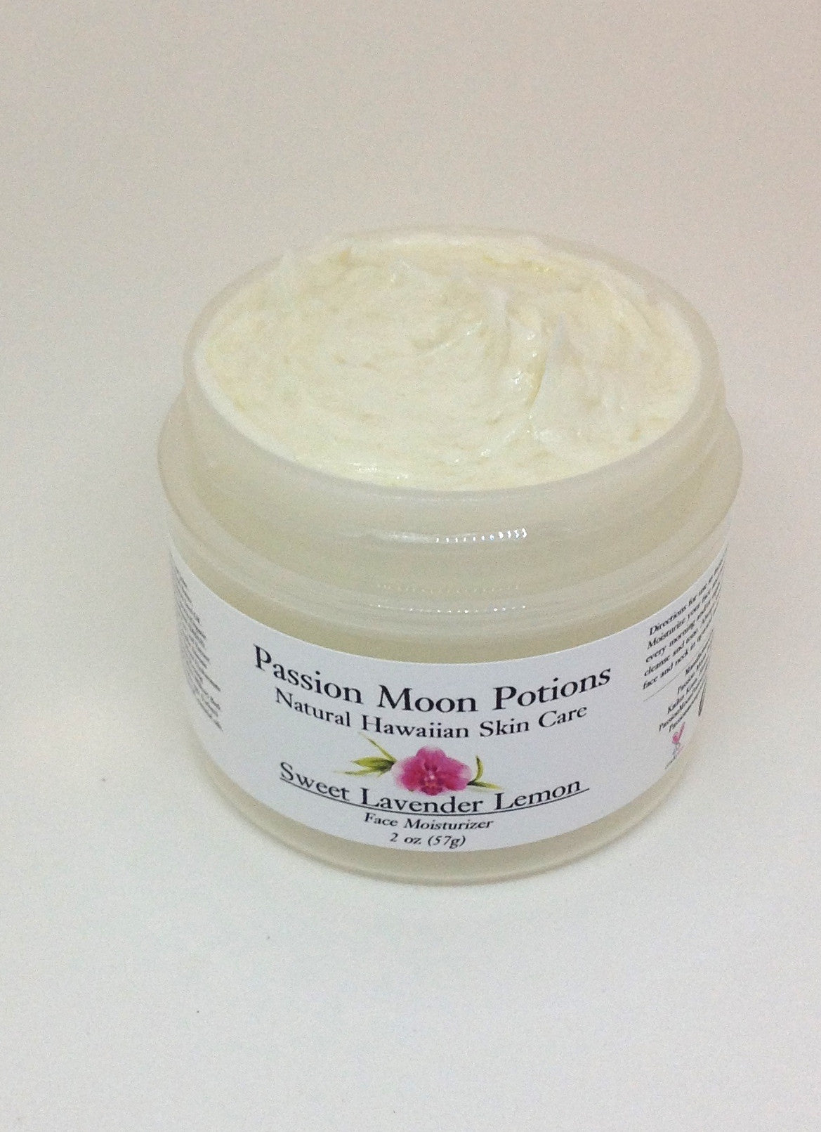 Sweet Lavender Lemon Face Moisturizer - Passion Moon Potions - 3