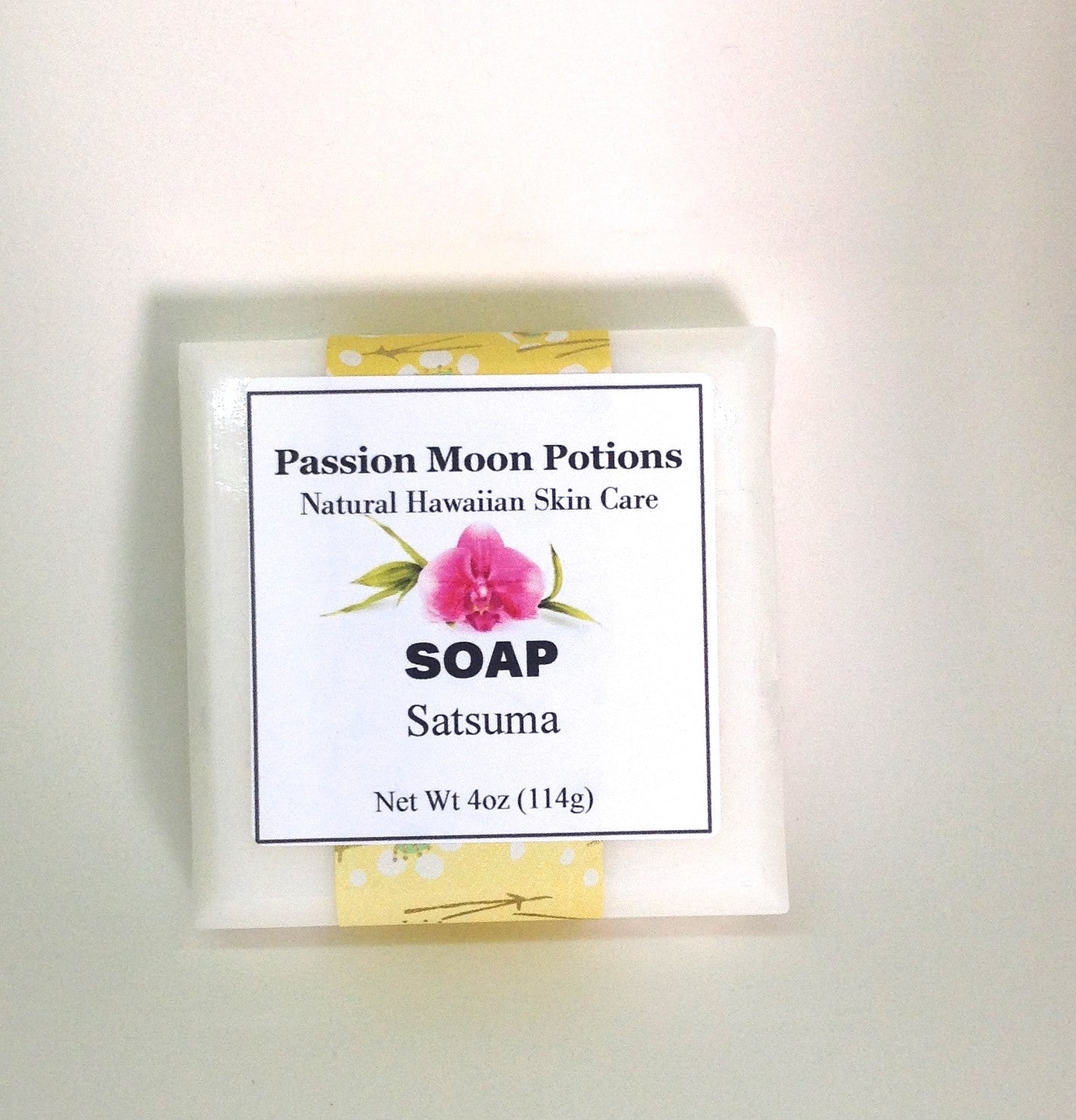 Satsuma Soap - Passion Moon Potions - 1