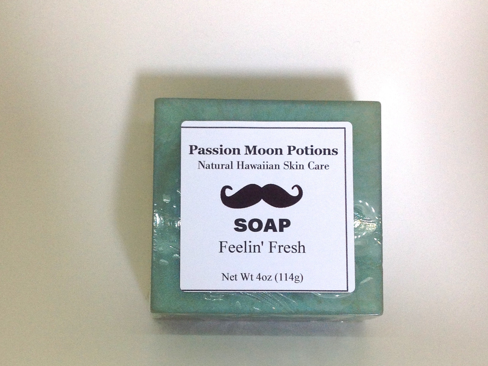 Feelin' Fresh Soap For Men - Passion Moon Potions - 2
