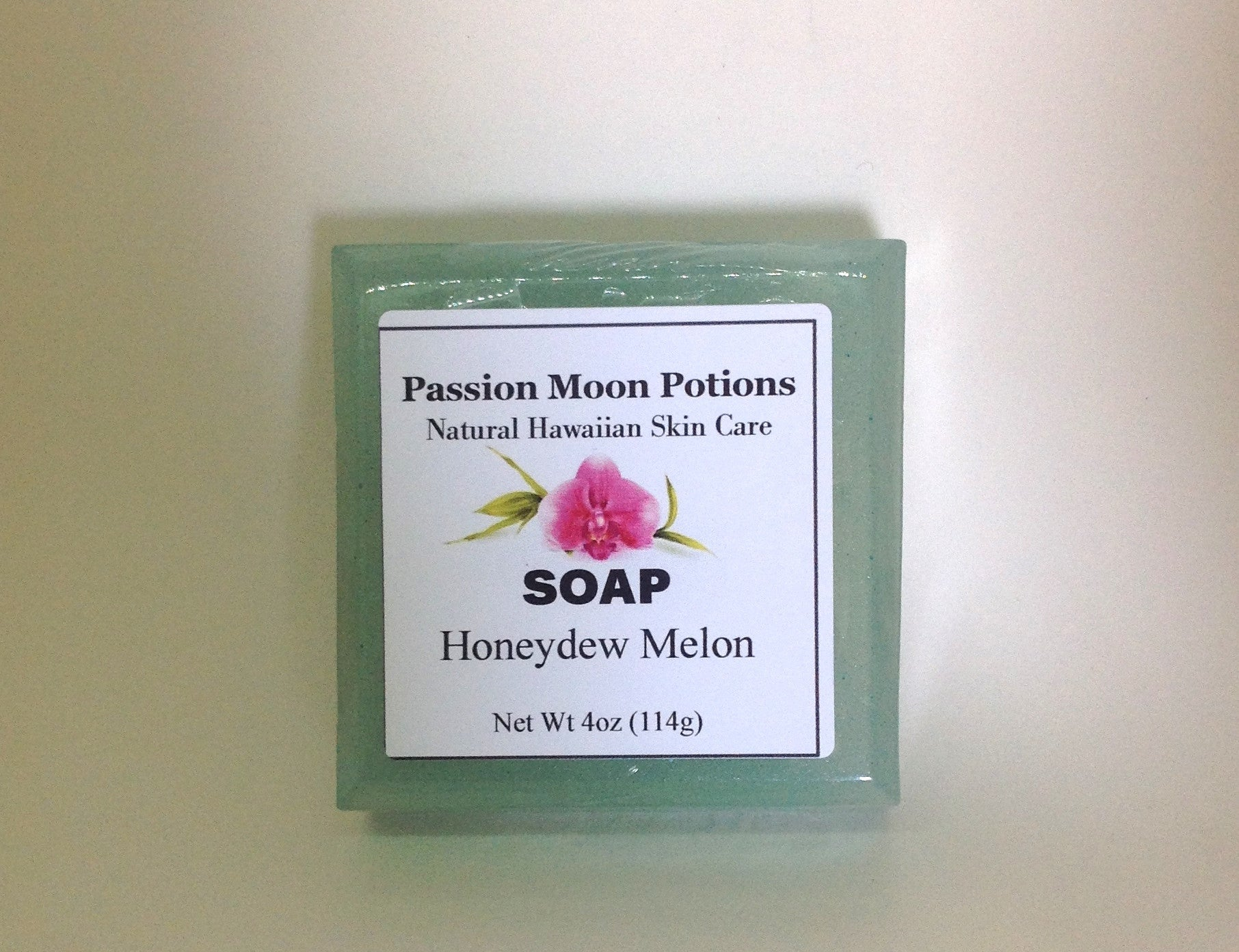 Honeydew Melon Soap - Passion Moon Potions - 1
