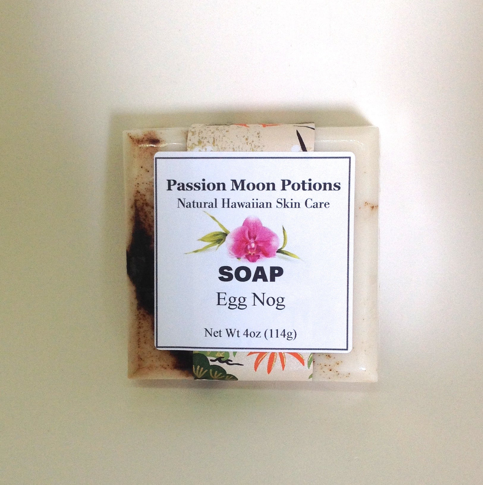 Egg Nog Soap - Passion Moon Potions - 1