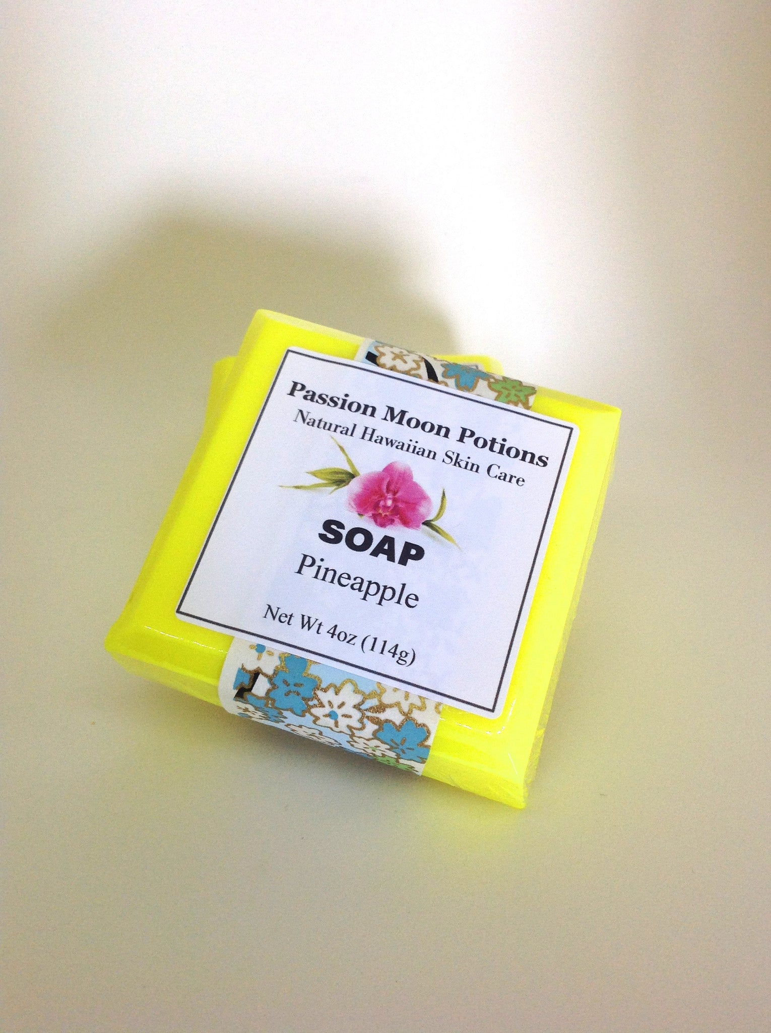 Pineapple Soap - Passion Moon Potions - 2