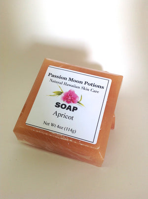 Apricot Soap - Passion Moon Potions - 2