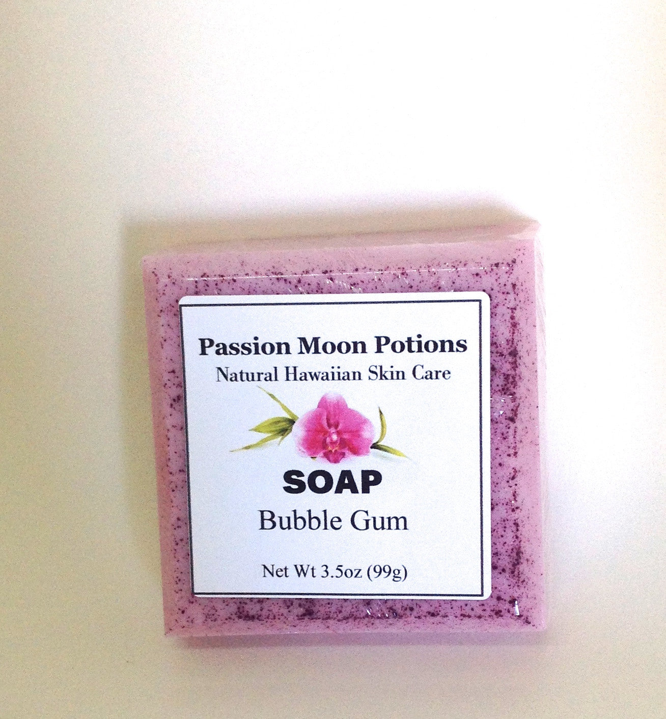 Bubble Gum Soap - Passion Moon Potions - 1