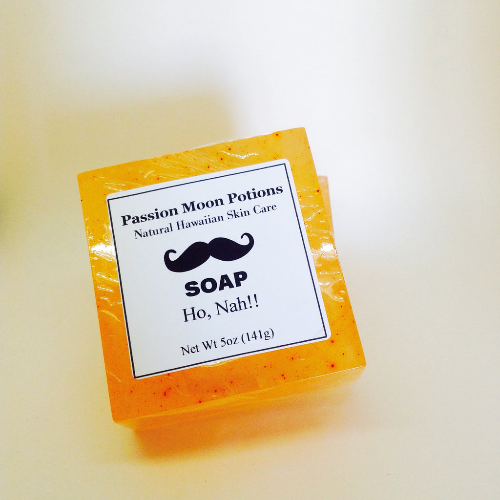 Ho, Nah! Soap For Men - Passion Moon Potions - 1