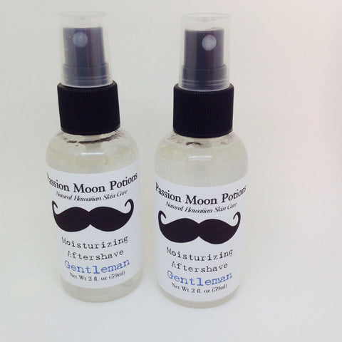 Moisturizing Aftershaves for Men - Passion Moon Potions - 1