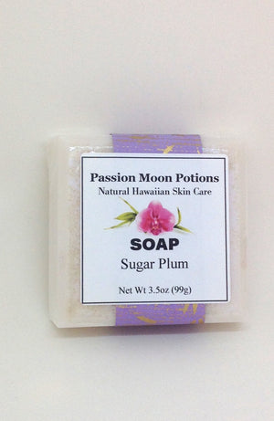 Sugar Plum Soap - Passion Moon Potions - 2