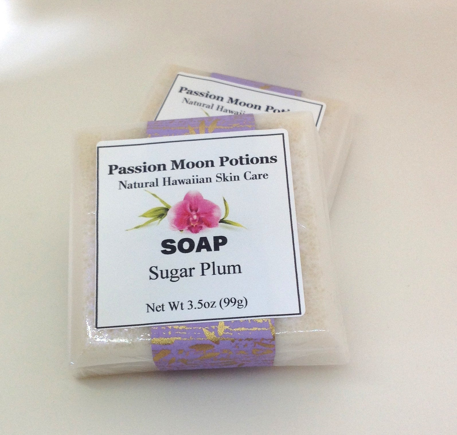 Sugar Plum Soap - Passion Moon Potions - 1
