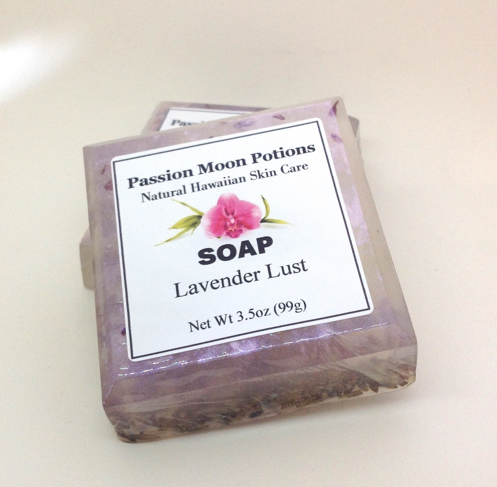 Lavender Lust Soap - Passion Moon Potions - 5