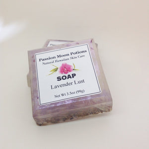 Lavender Lust Soap - Passion Moon Potions - 2