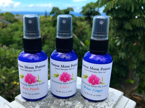 Moisturizing Spray-on Lotions
