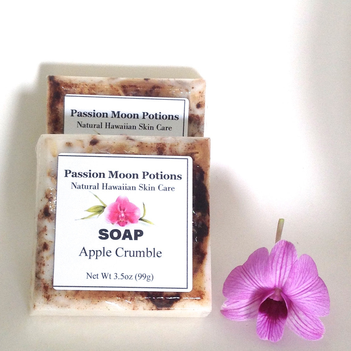 Apple Crumble Soap - Passion Moon Potions - 3
