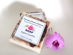Apple Crumble Soap - Passion Moon Potions - 2